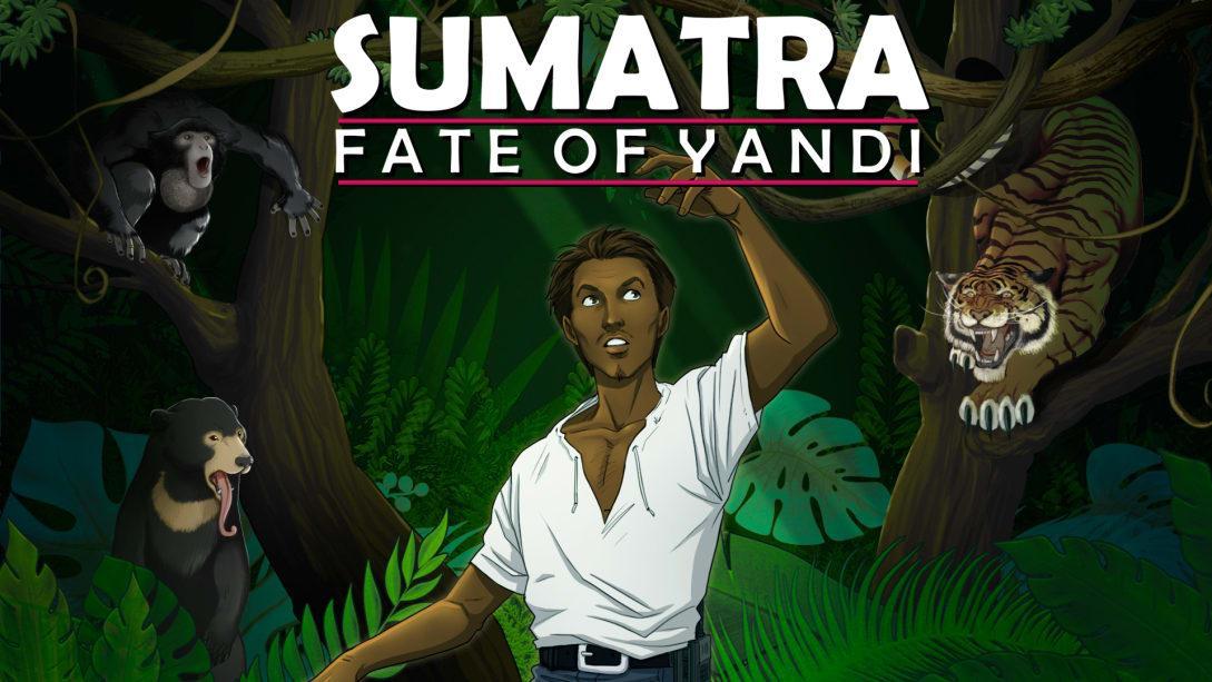 苏门答腊:严迪的命运(Sumatra: Fate of Yandi)插图5