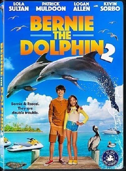 海豚伯尼2海报