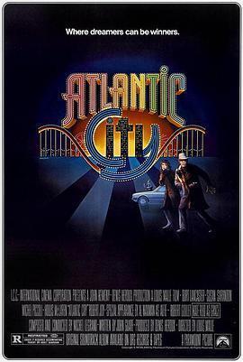 大西洋城 电影海报