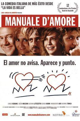 爱情手册 电影海报