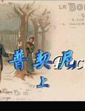 普契尼 (上 2009)海报