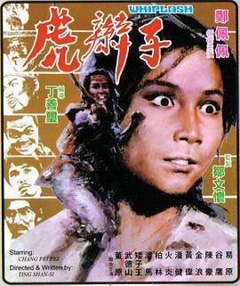 虎辫子海报