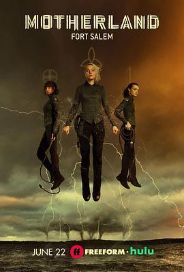 女巫前线:塞勒姆要塞 第二季海报