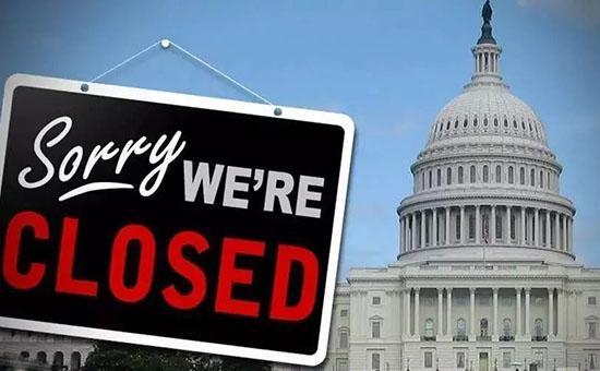 根据共和党的合作,美政府面临关闭,佩洛西承诺尽最大努力避免关闭!现货黄金封死1750。