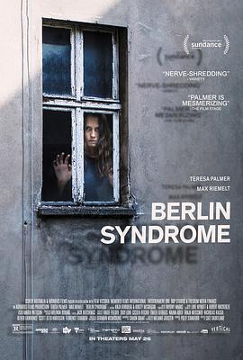 柏林综合症 电影海报