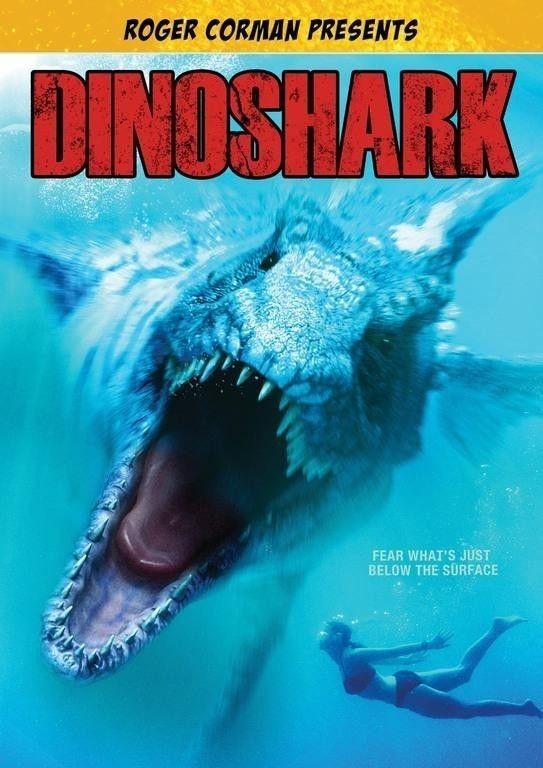 远古食人鲨 电影海报