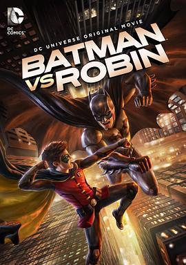 蝙蝠侠大战罗宾 电影海报