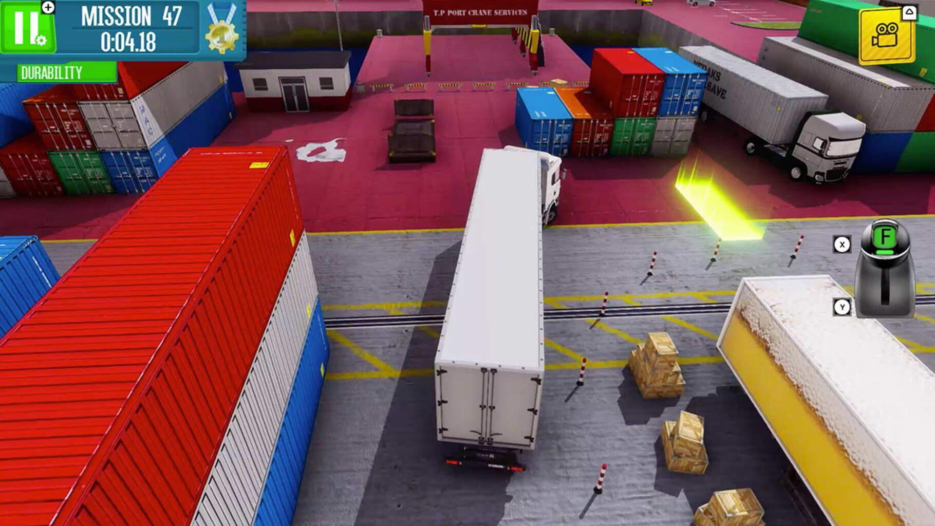 货船司机(Cargo Crew Driver)插图2
