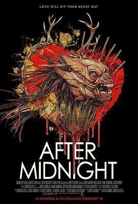 午夜之后海报