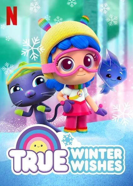 小真:冬季心愿海报