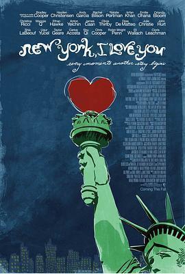 纽约,我爱你 电影海报