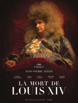 路易十四的死亡纪事海报