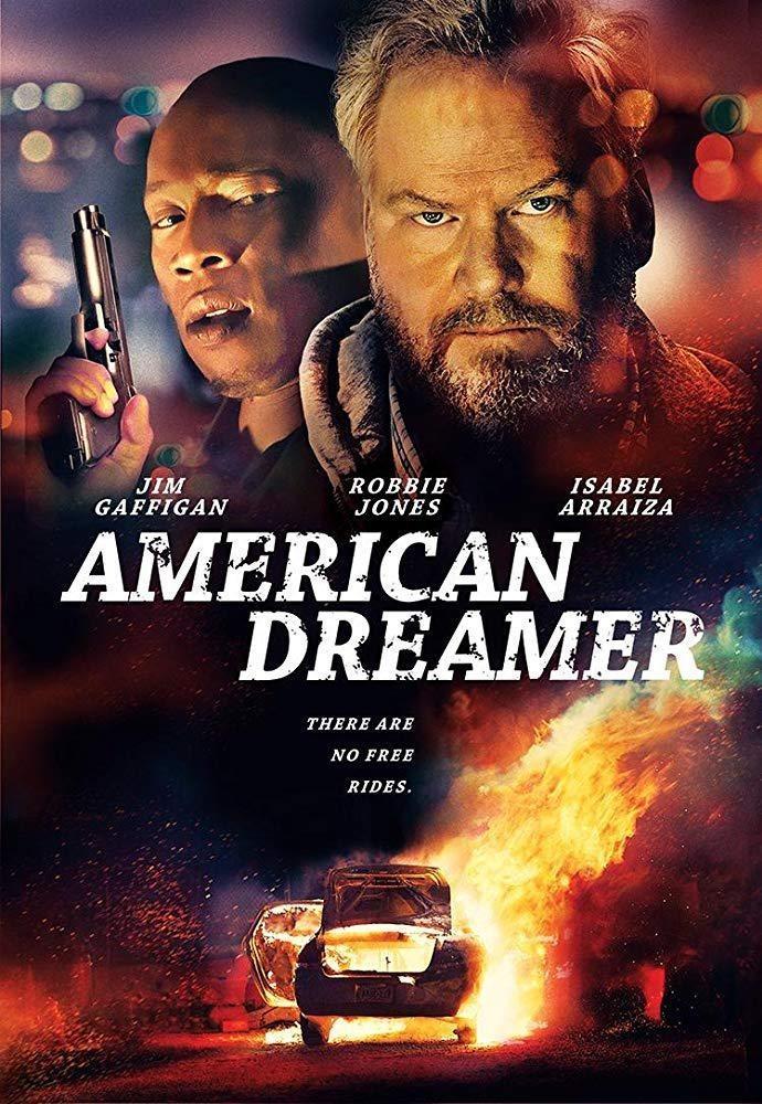 美国追梦人海报