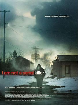 我不是连环杀手 电影海报