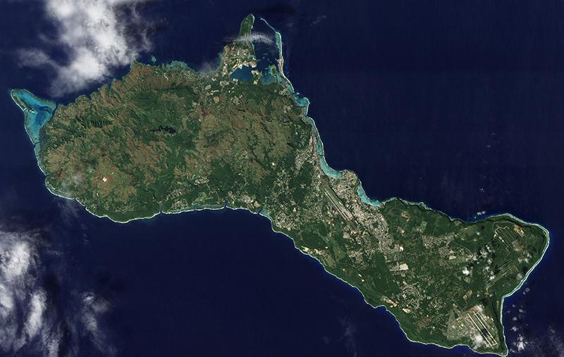 距离中国仅有3000公里的关岛是怎么成为美国领土的