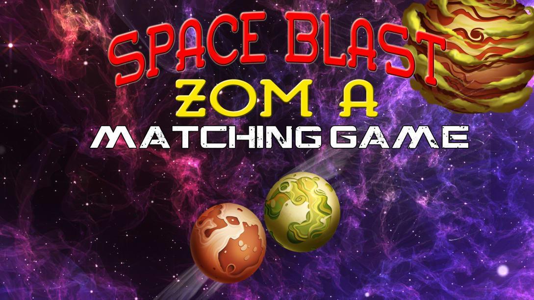 太空行星祖玛(Space Blast Zom A Matching Game)插图3