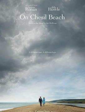 在切瑟尔海滩上