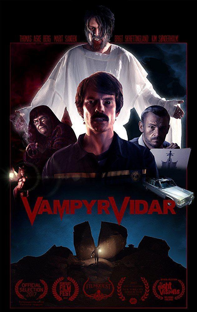 吸血鬼维达海报