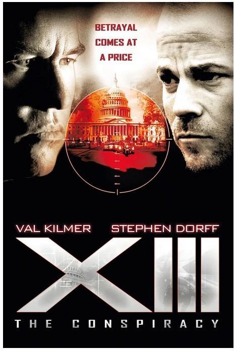 杀手十三:阴谋 电影海报