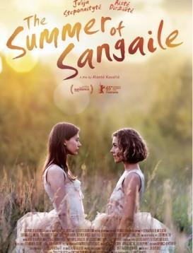 桑格莉之夏   电影海报
