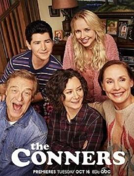 康纳家庭生活 第一季海报