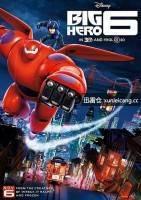 3D超能陆战队/Big Hero 6海报