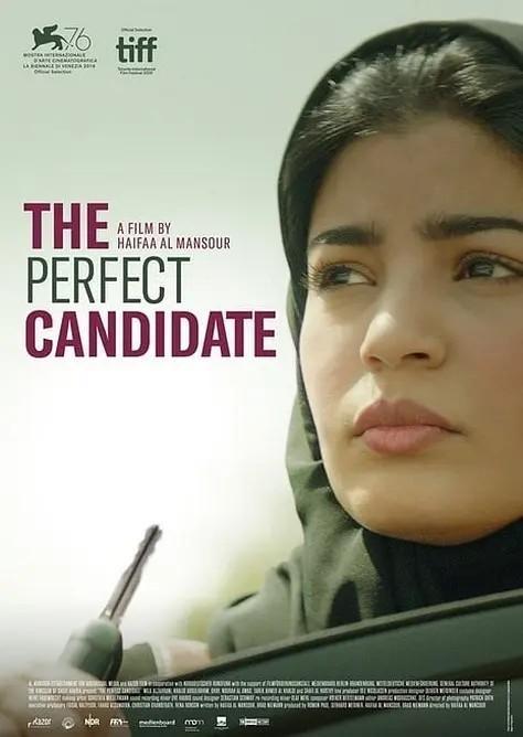完美候选人海报