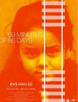 86天的69分钟海报