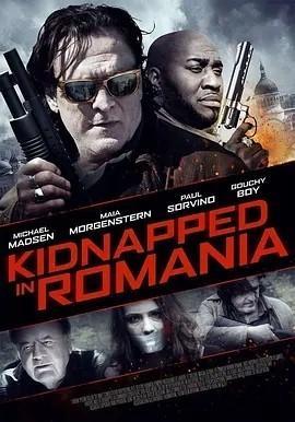 罗马尼亚绑架案海报