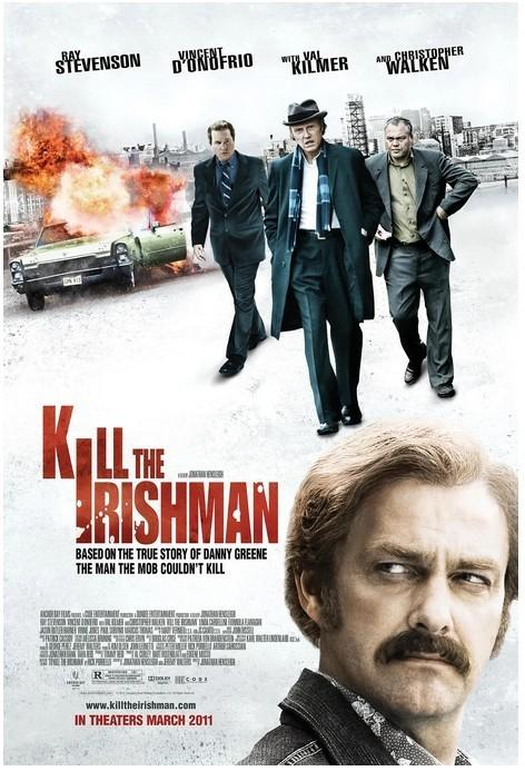 杀掉那个爱尔兰人 电影海报