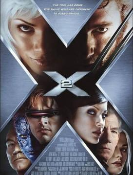 X战警2/变种特攻2海报