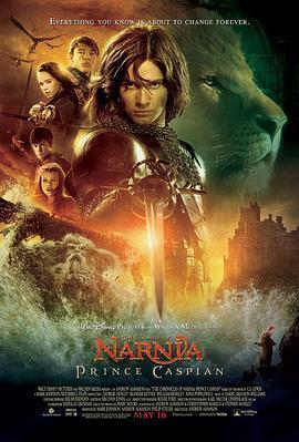 纳尼亚传奇2:凯斯宾王子  电影海报