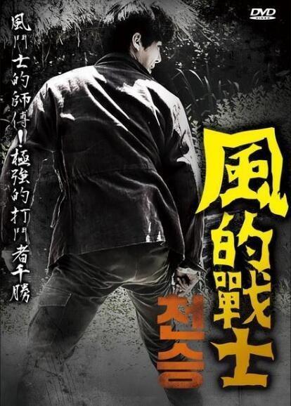 天王:最强斗士/风的战士海报