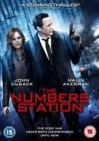 绝命密码站 The Numbers Station海报