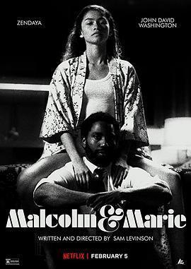 马尔科姆与玛丽海报
