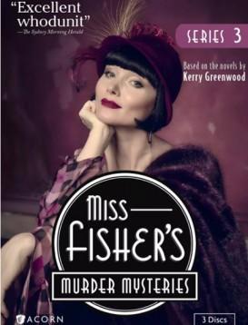 费雪小姐探案集 第三季海报