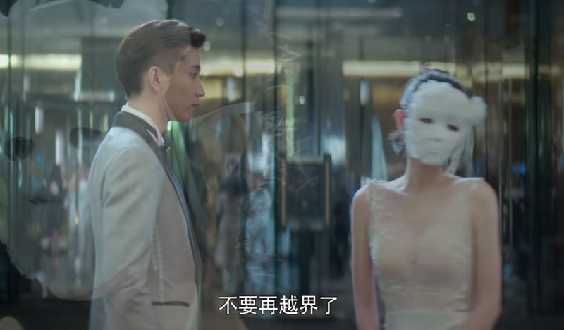 只是结婚的关系:尹司宸错把女主认成女二,顾兮兮伤透心,他最惨