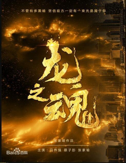 龙之魂海报