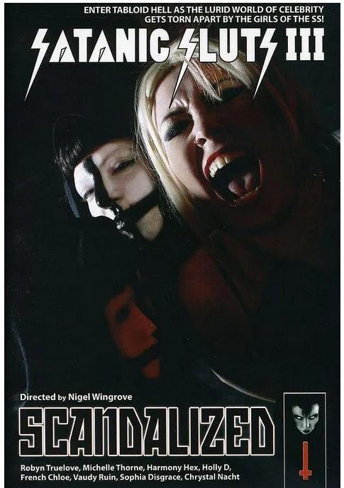 撒旦娼妇3海报