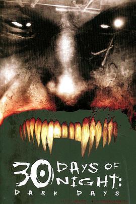 三十极夜2:黑暗的日子 电影海报