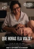 第二个妈妈 Que Horas Ela Volta?(2015)