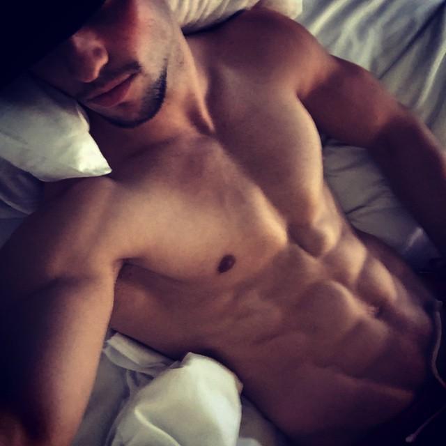 美国肌肉帅哥运动型男Carson Dean