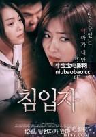 入室抢劫 韩国电影海报