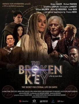 破碎的钥匙海报