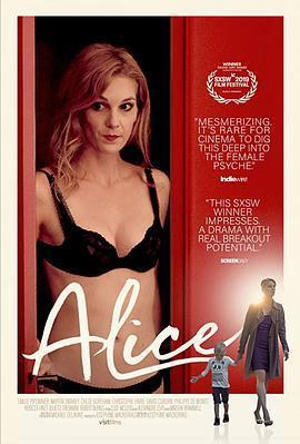 爱丽丝海报