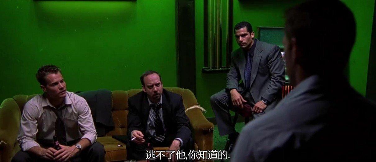 行骗天下/偷天奇谋影片剧照3
