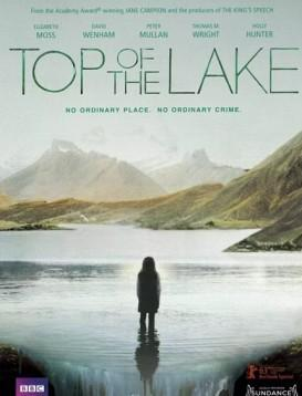 谜湖之巅 第一季  英剧海报