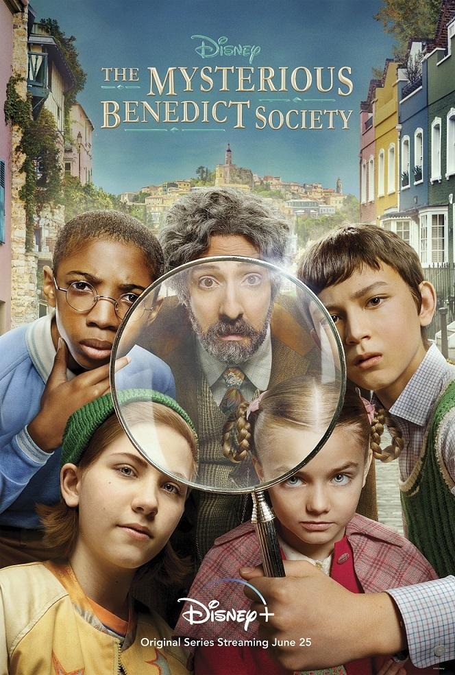 【天才神秘会社/The Mysterious Benedict Society】[第一季][中英双字]更新第4集
