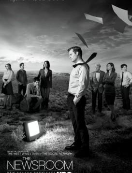新闻编辑室 第二季 The Newsroom Season 2海报