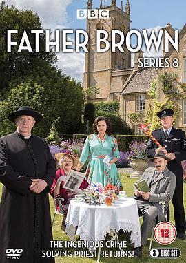 布朗神父 第八季海报